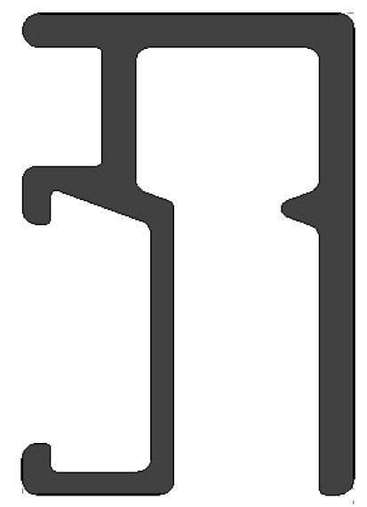 przekrój profil R-10