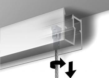 system R-40 mocowanie twistera