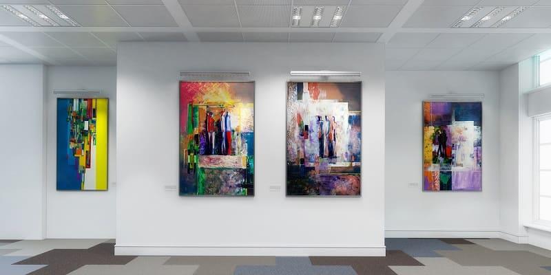 Sztuka prezentacji obrazów