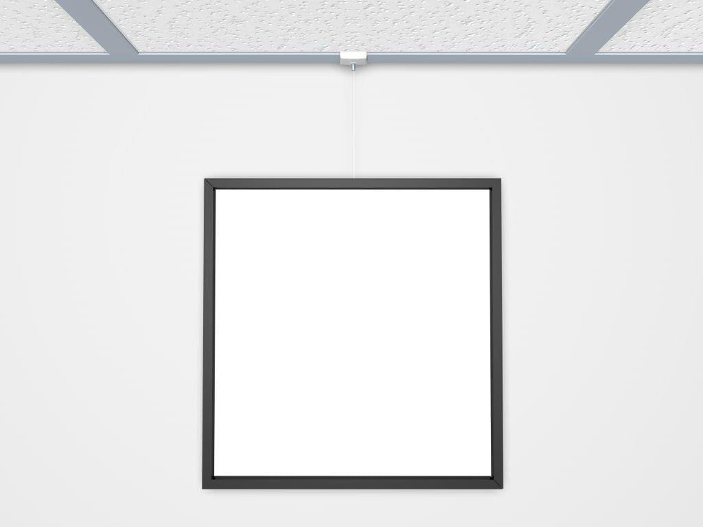 montażu obrazów na sufitach