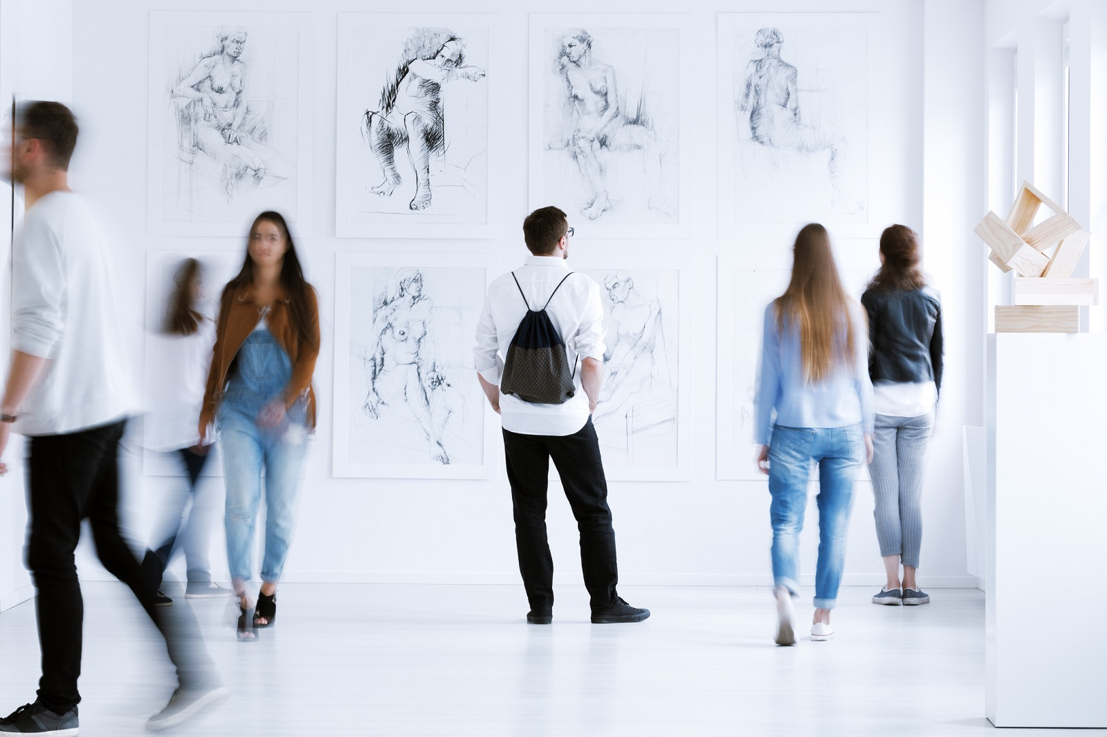 obrazy w galerii